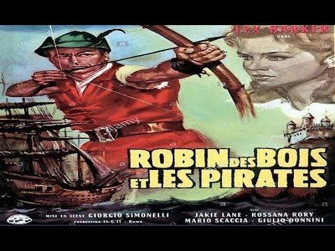 Film Rétro, Robin des bois et les pirates (1960) thumbnail
