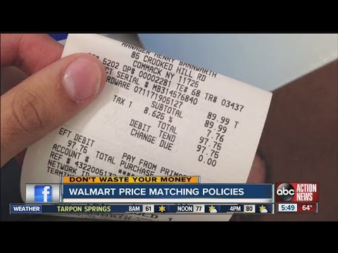 Don't Waste Your Money: Walmart Tightens Price Matching After Scam