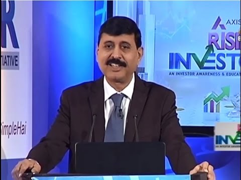 Axis Direct Zee Business Rising Investor Jaipur Event - Telecast