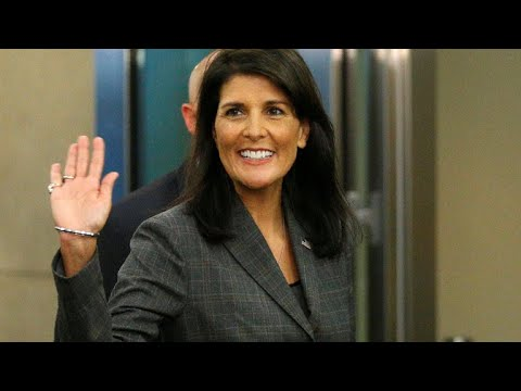 What challenges will Nikki Haley's successor face at the U.N.?