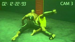 Anderson Silva UFC 168 Training Camp Sparring