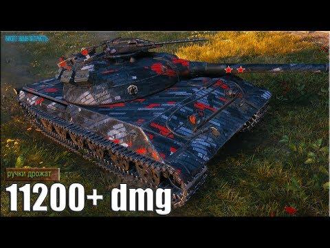 Царь горки на Рудниках ✅ World of Tanks Объект 430У лучший бой