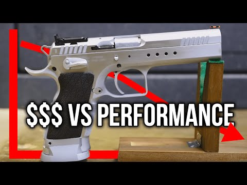 Diminishing Returns and Firearm Performance