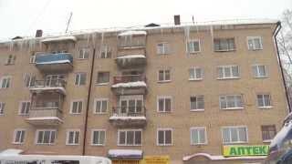 Головоломка — чей снег на балконах