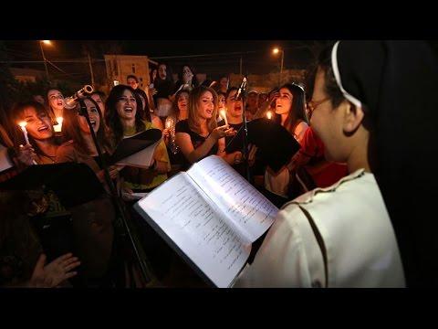 Thời sự tuần qua 25/10/2016: Kitô hữu Iraq phấn khởi, vui mừng, hy vọng