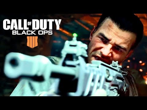 Call of Duty Black Ops 4 — Official Alcatraz Blackout Map Reveal Trailer