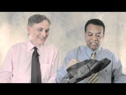 Stanley Praimnath and Brian Clark: My 9/11 Shoes