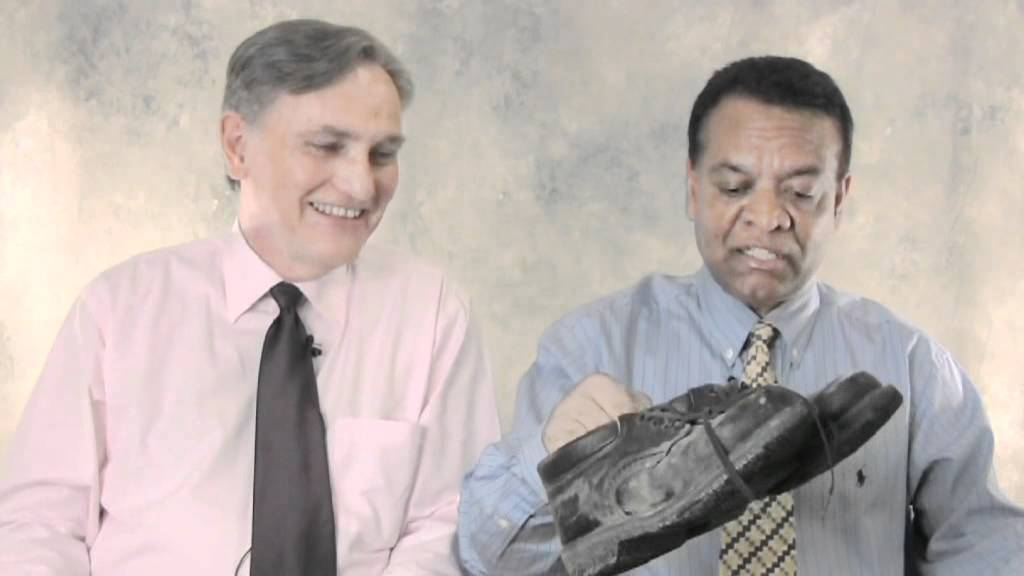 Stanley Praimnath and Brian Clark: My 9/11 Shoes - YouTube