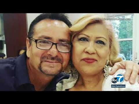 San Fernando Valley shooting spree: Gas station worker survived being shot 7 times | ABC7