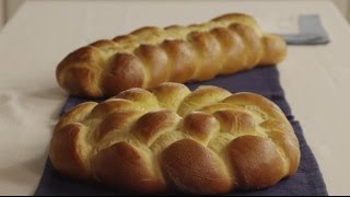 Bread Recipes - How To Make Challah