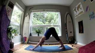 Vinyasa Flow, Kundalini Rising Series, Class Five: Throat Chakra