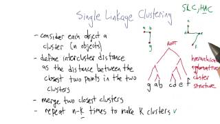 Single Linkage Clustering Two - Georgia Tech - Machine Learning