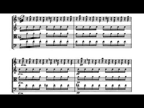 Haydn - String Quartet, Op. 76, No.1