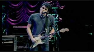 john mayer i dont trust myself whit loving you live