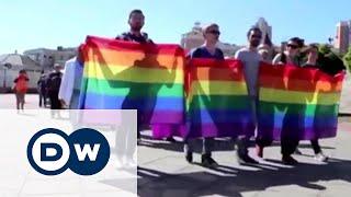 Права людини: чи поклали край дискримінації секс-меншин в Україні?
