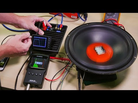 Sh*t Car Audio Manufacturers Say! Reverse Engineer an Amplified Subwoofer