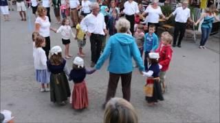 21 juillet marché Larmor Baden