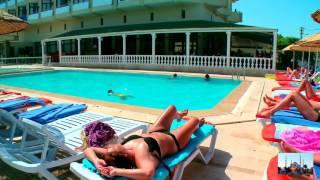 Турция, ленивый отдых у бассейна