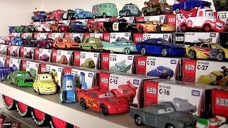 Huge Cars 2 Collection Disney Pixar CARS TOON Tomica Takara Tomy  カーズ・トミカ