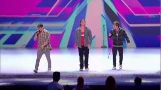 Best Auditions X Factor 2012 USA Season 2
