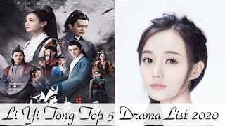 Li Yi Tong Top 5 Drama List 2020 ( Bloody Romance)