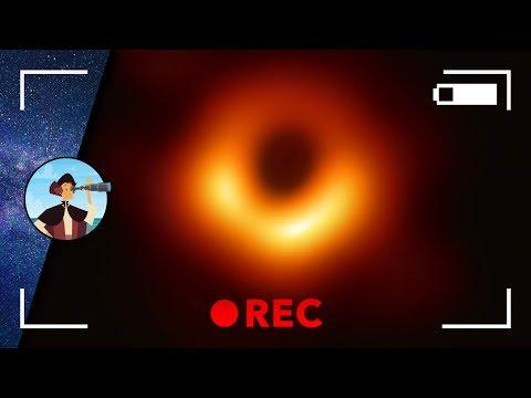 Neue Sensation! Forscher wollen schwarzes Loch filmen!