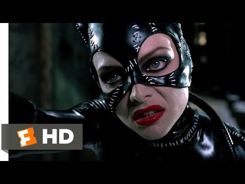 Batman Returns (3/10) Movie CLIP - I Am Catwoman (1992) HD