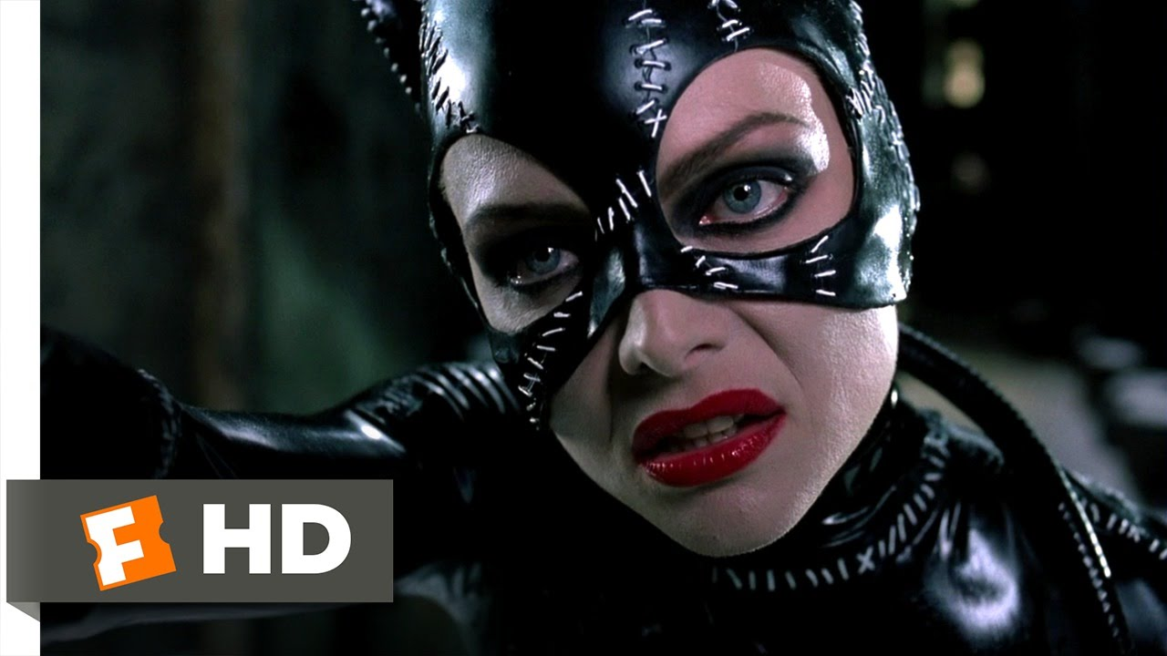 Batman Returns 1992 I Am Catwoman Scene 310 Movieclips