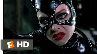 Batman Returns (1992) - I Am Catwoman Scene (3/10) | Movieclips
