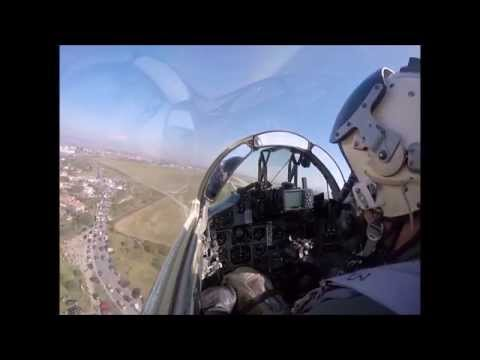 Bulgarian Air Force - Flight Display cockpit view