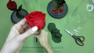 как самостоятельно сделать цветы