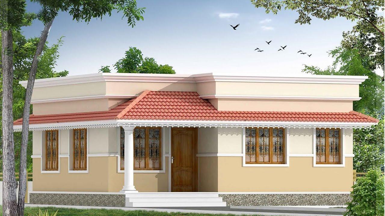 2bhk House Interior Design Plan 10lakhs In Kerala House