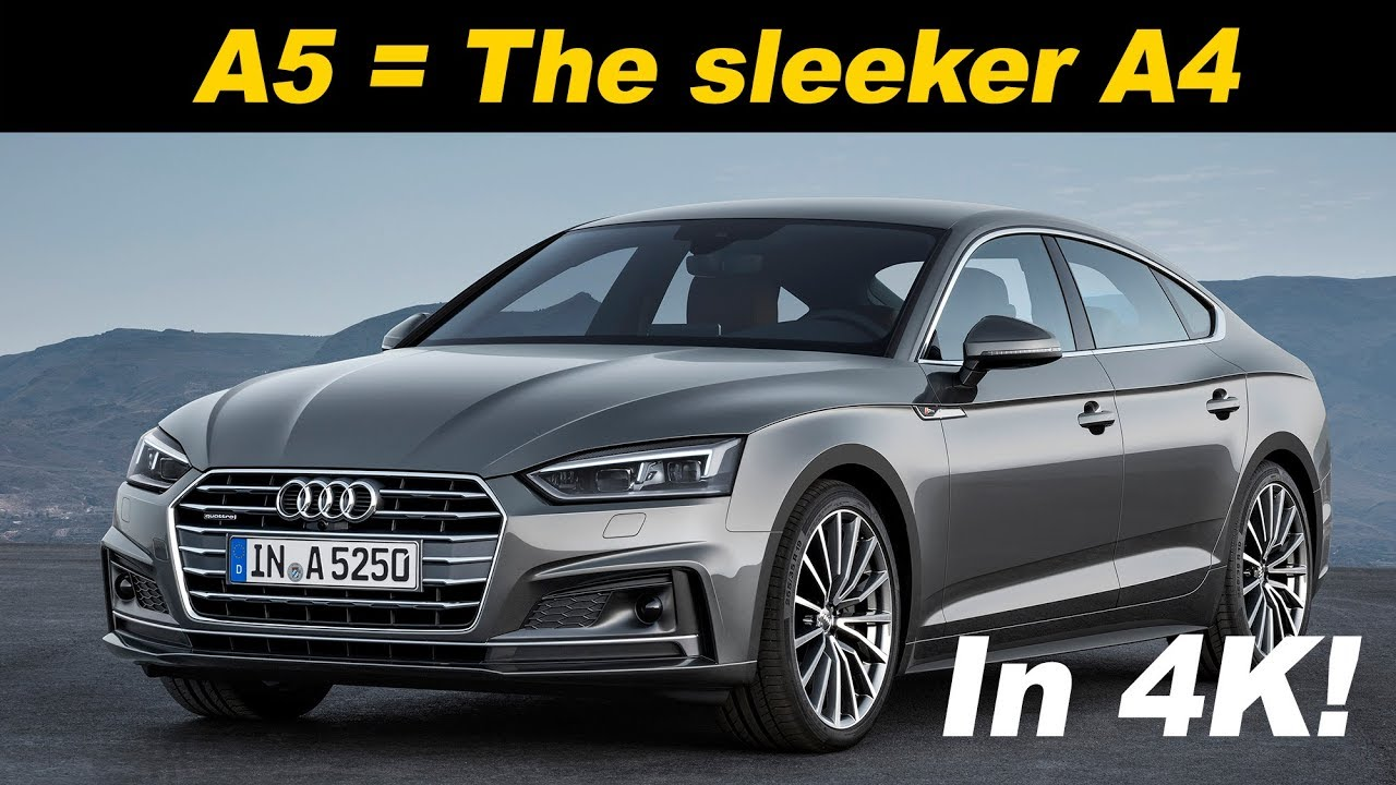 2018    2019 audi a5 sportback review and comparison