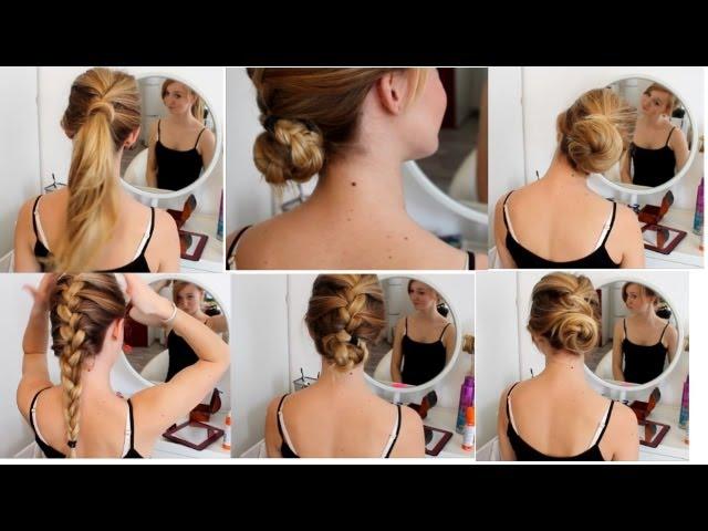 Haartutorial 6 Super Einfache Und Schnelle Flecht
