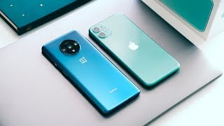 OnePlus 7T vs iPhone 11 - Which is BETTER?