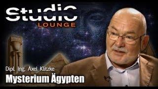 Mysterium Ägypten - Es ist längst noch nicht alles gesagt - mit Axel Klitzke