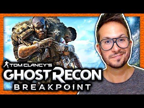 J'ai joué à Ghost Recon Breakpoint : mon avis + Gameplay FR