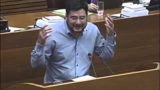Les Corts Valencianes 'debaten' sobre els Països Catalans.