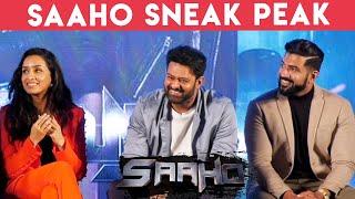 Prabhas Recommended Me - Arun Vijay reveals | Shraddha Kapoor