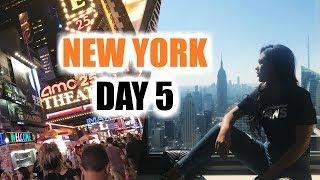 NEW YORK Vlog Day 5