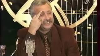 Клуб «Белый попугай» (31 декабря 1995). Георгий Делиев и Дмитрий Киселев