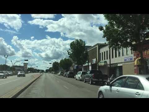 Yorkton Saskatchewan -Downtown- 2018