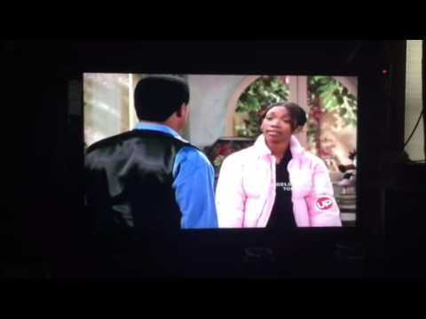 Moesha TV Series: Morning at Home & Leave