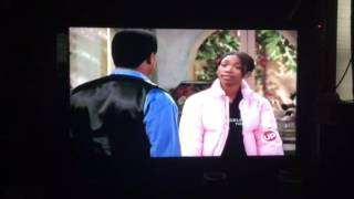 Moesha TV Series: Morning at Home & Leave