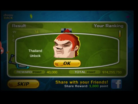How To Unlock Thailand In Head Soccer (Major League)