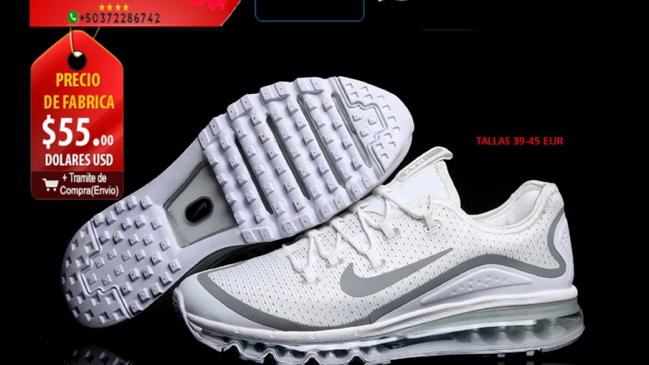 Nike Air Max 2017 Alta Calidad 1:1 Made in China