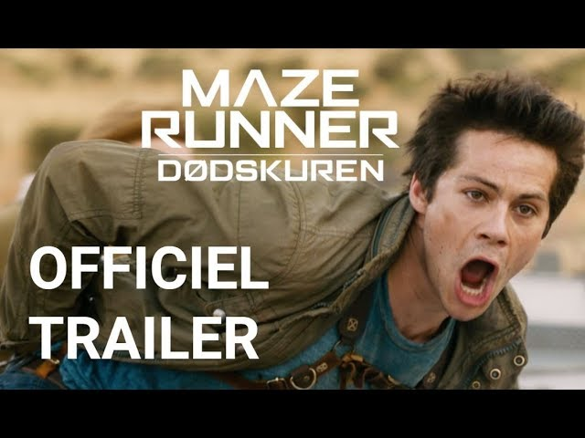 Maze Runner: Dødskuren | Officiel HD Trailer #4 | 2018