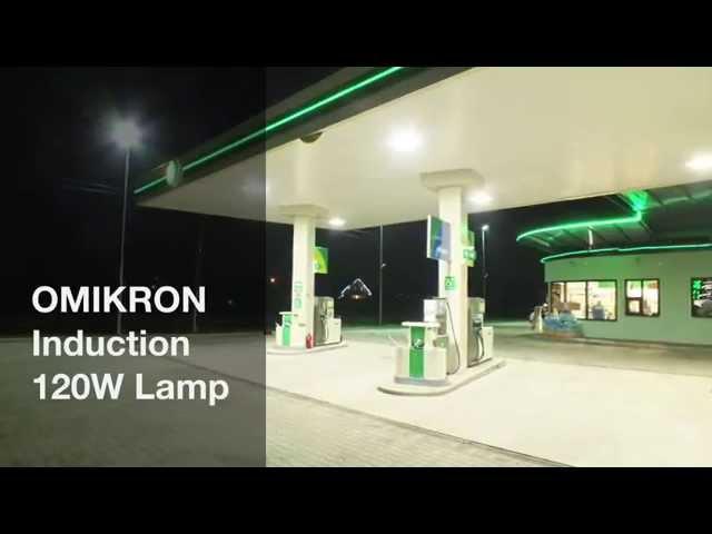 BP GAS STATIONS & BLITZMANN LIGHTING