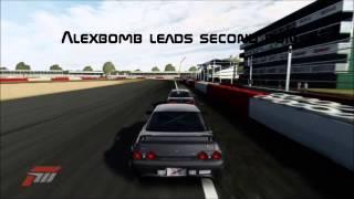 Video Forza 4 Drift Battle: FNK Bennie vs Alexbomb3333 download MP3, 3GP, MP4, WEBM, AVI, FLV Desember 2017