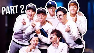 Running Man Funny Moments - Part 2